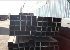 Pipe of steel electrowelded square 100*100*3 mm,