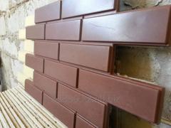 3D panels from plaster