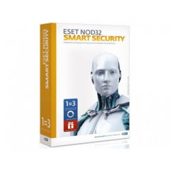 Antivirus of Eset NOD32 Smart Security
