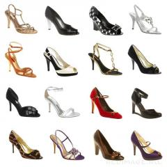 Output footwear