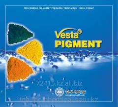 Zhelezooksidny pigment blue No. 7600