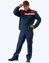 """Suit worker summer """"Crew"""" (to"""