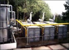 Generators on associated gas, ENCE GmbH