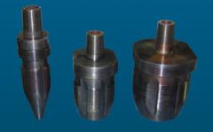 Taps lovilny for pipes PVC