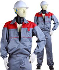 "Suit working ""Mechanic"