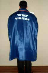 VIZITOR raincoat (to order)