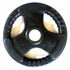 Pancake with successful fellows rubberized, 10 kg