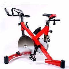 Велотренажер b-driving, инерционный с магнитной