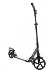 Самокат городской, scooter, ER-2295, черный
