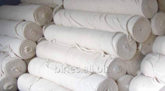 Cotton fabrics for subacidic, neutral and