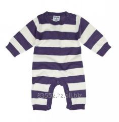 Les vêtements pour les bébés