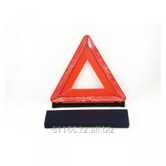 Знак аварийной остановки треугольник