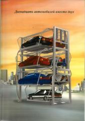 Автоматические автомобильные парковочные системы