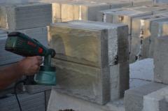 Теплоблоки из ячеистого бетона