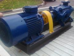 Units pump TsNS(G)