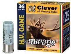 Boss of Mirage 12/70 T3 H.V. Game 36 gr. fraction