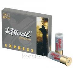 The boss of ROTTWEIL - an Express-case-shot