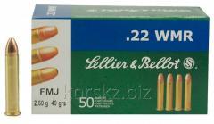 Boss of Sellier & Bellot caliber 22 WMR