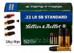 Boss of Sellier & Bellot caliber 22LR