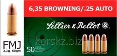 Boss Browning caliber 6,35