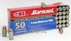 Boss caliber 9*18 Makarov FMJ