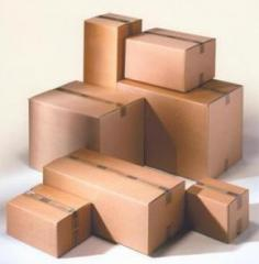 Cardboard boxes to order