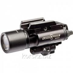 Lamp subbarrelled Surefire X400U-A-RD Ultra with a