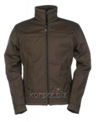 Baleno YELCHO jacket (543, L, Dark brown)