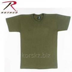 Rothco t-shirt vintage (9790, S, Olive)