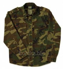 Shirt camouflage Rothco (2566, L, Lesnoy