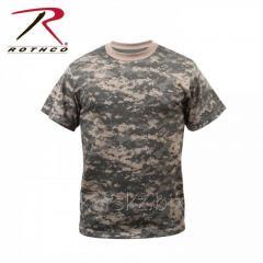 Rothco t-shirt camouflage (6389, XL, Grey