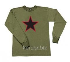T-shirt with a long sleeve of Rothco with a star