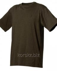 Seeland t-shirt (16020690203, S, Green fir-tree)