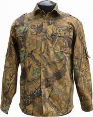 HSN shirt (986-2, 48, 170/176, Wood)