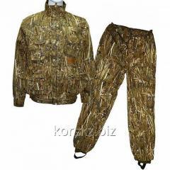 Костюм ХСН Турист: куртка, брюки и  ремень (913-3,