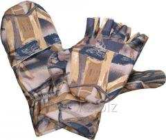 HSN mittens gloves (733-3, 30, windblok, Cane)