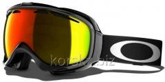 Alpine skiing OAKLEY Elevate jet black mask