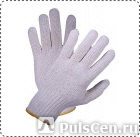Перчатки рабочие, Перчатки х\б белые
