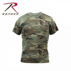 Rothco Woodland Vintage t-shirt (4779, XXXL,