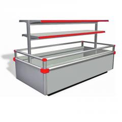 Refrigerating appliances: refrigerating cases,