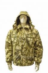 Куртка утепленная укороченная (К 1/034, 54, Камыш)