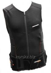 Vest man's protective Komperdell Cross S