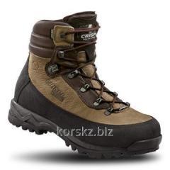 CRISPI Lapponia HTG Vibram N.P boots, color brown,