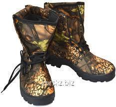 HSN boots Tourist wood (511-2, 44, Kambrel)