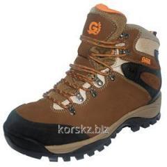 Boots tracking Grizzlies (61082, 41, Darkly brown)