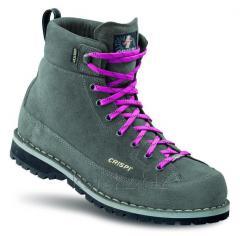 CRISPI Leeds ideal GTH boots (8009459, 36, Grey)