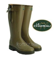 Сапоги Le Chameau CLAN marine (BCB1754, 39, Синий)