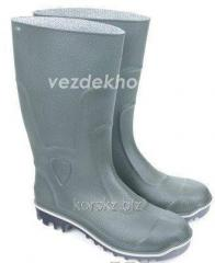 Boots ALL-TERRAIN VEHICLE men's PVC