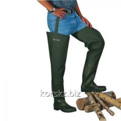 BALENO Texoflex boots-marsh (6080, 43, Khaki)