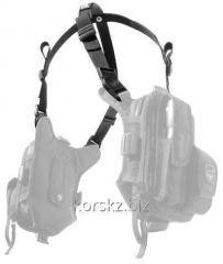 The belt Hazard 4 system for shoulder COVERT RG